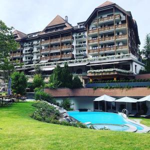 スイスでバケーション@Park Hotel Gstaad