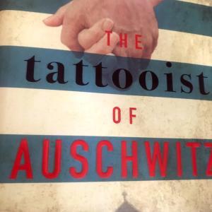 久々に読書 Tatooist of Auschwitz