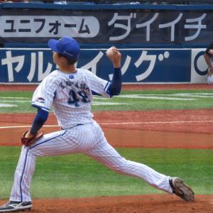 4/3 vs広島 開幕から6連敗