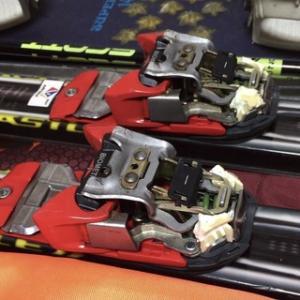 ☆12/26:スキー旅行『草津温泉スキー場』ビンディングが、ターミネーターと化した!