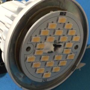 ☆LED電球の修理(1):チラつくように、なったんだけど!
