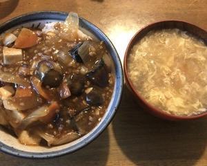 ☆ズボラおやじの簡単レシピ(108):麻婆なす豆腐
