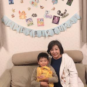 孫❤️誕生日