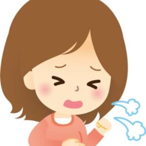 咳対策❤️丸太で背中アプローチ