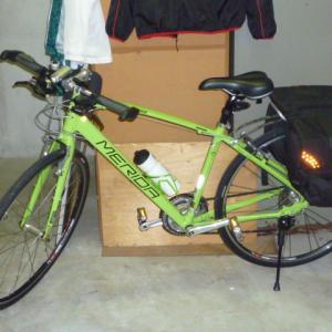 クロスバイク復活!