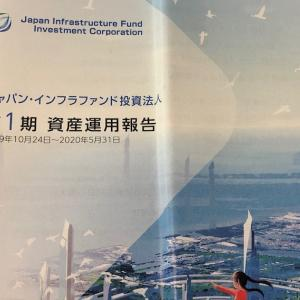 ジャパン・インフラファンド投資法人[9287]の特徴と投資口価格と分配金・分配利回りの推移