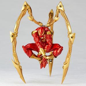 海洋堂 フィギュアコンプレックス アメイジング・ヤマグチ No.023 Iron Spider アイアン・スパイダー 予約