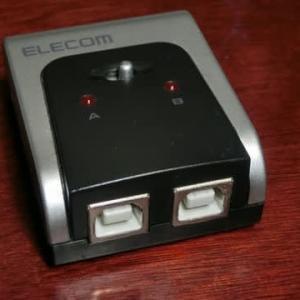 USB2回路切り替え機
