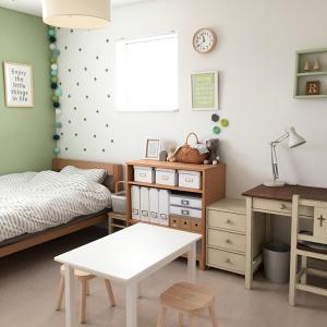娘の部屋のクローゼット収納の改善