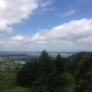 金剛山に行ってみた~7月15日