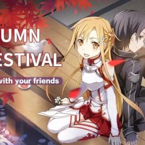 Dengeki Bunko: Crossing Void Autumn Festival Event