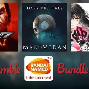 Bandai Namco 4 Bundle on Humble Bundle
