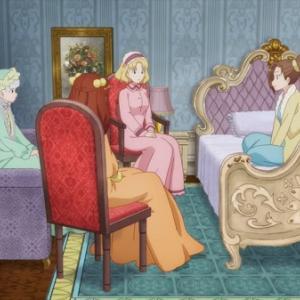 Otome Game no Hametsu Flag shika Nai Akuyaku Reijou ni Tensei shiteshimatta Episode 9 Impression
