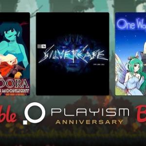 Playism Anniversary Bundle on Humble Bundle