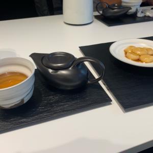お茶にいく(^^)