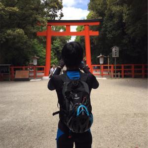 京都で有頂天家族 聖地巡礼ライド