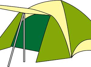 街でテント泊したことある奴いる?