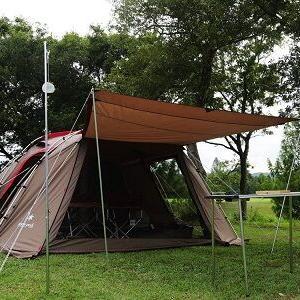スノーピーク(笑)のテント使ってるクソザコキャンパーwwwwwwwwwwwwwwwwwwwwww