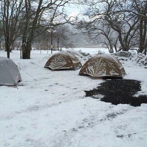 キャンプオフシーズンの過ごし方