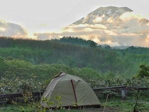 ソロキャンプ行きたい