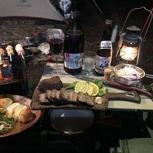 【画像】今日のキャンプ飯を潔く晒せ【その3】
