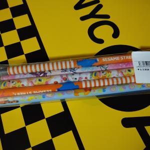 鉛筆もコレクション。(笑)