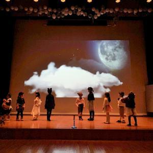創作英語劇「Moon Night Fantasy ~Ca-Ca-Cat♪(=^・^=)Carnival~」無事終了しました!
