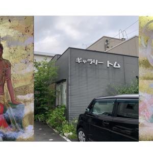 明日からギャラリー十夢にて個展「presence~祈り」静岡展が始まります!