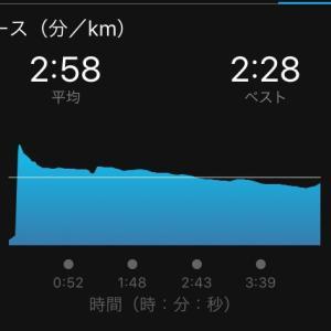 1500mレースに興奮!
