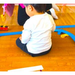 2歳5ヶ月 成長記録 心臓バァァァーン
