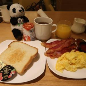 サンフランシスコ女一人旅☆ホテルの朝食ビュッフェ☆シェラトンフィッシャーマンズワーフ