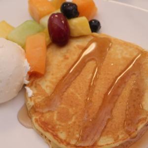 ニューヨーク女一人旅☆ホテルの朝食ビュッフェ☆フォーポイントバイシェラトンミッドタウンタイムズスクエア