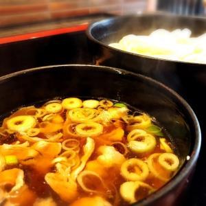 うどん:麺の量が1キロまで選択できる!!うどん屋「武吉志」の肉汁つけうどん!|武吉志