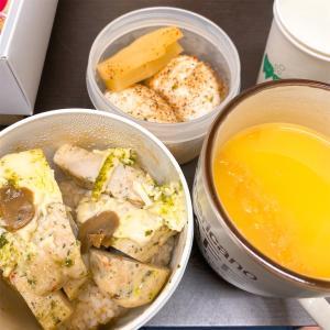 52.25 玉子豆腐素麺風