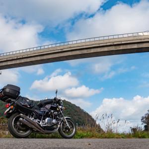 余部橋梁から鳥取へ   CB1100 北陸信州ツーリング その⑪