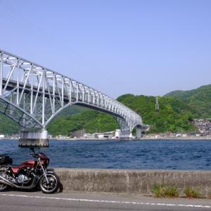 CB1100  上蒲刈島から大崎下島へ  とびしま海道ツーリング その④