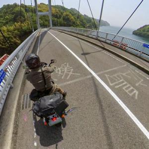 CB1100  唯一の愛媛県 岡村島へ  とびしま海道ツーリング その⑥