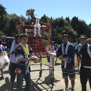 丸山神社 例祭