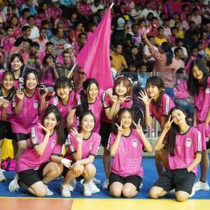 BNK48 スポーツフェスティバル