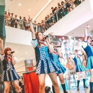 MNL48 ハイテンション・モールショー at サンガンダン
