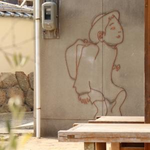 直島・本村エリアで路地裏アートを楽しむ♪