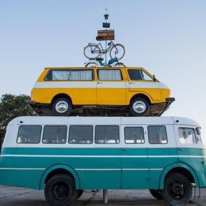 ロードバイクをそのまま積めるカッコいいクルマ探し SUV編