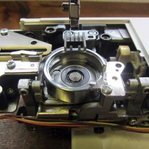 11月11日(月)ミシンを修理に出す、その時は。