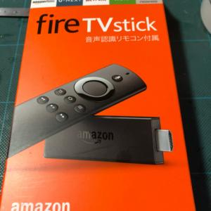 FIRE TV stickの購入