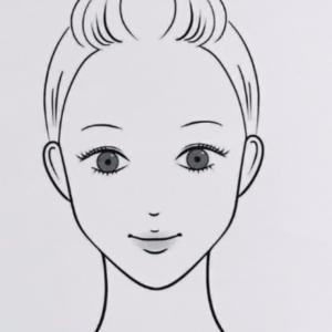 顔型や顔バランスを変えるには…