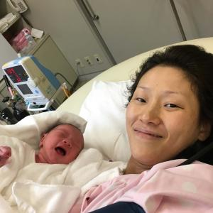 ミャンマー日記433(出産しました!)
