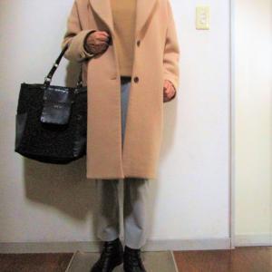 取り合えずバッグと靴の色を揃えてみた・・・
