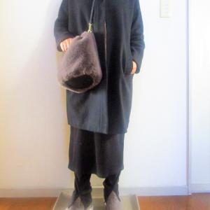 ユニクロタイトスカート+レギンス