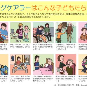 【課題・施策】ヤングケアラーとは?【家族を世話・介護する子どもたち】