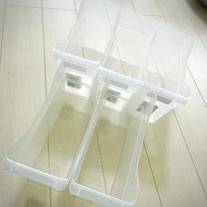 【カップボード】DAISO購入品で収納していくの巻。